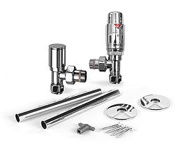Thermostatic Angled