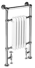Verbena 1 Popular Low-Priced Towel Rail